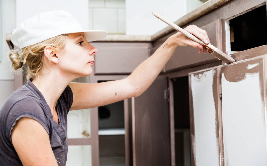 Is painting kitchen cabinets a good idea?